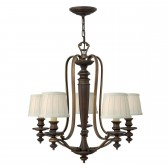 Hinkley HK/DUNHILL5 Dunhill 5-Light Chandelier