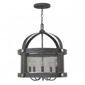 Hinkley HK/HOLDEN5 DZ Holden 5-Light Chandelier