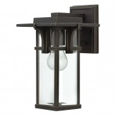 Hinkley HK/MANHATTAN2/S Manhattan Small Wall Lantern