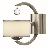 Hinkley Lighting HK/MONACO1 Monaco 1 - Light Wall Light