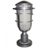 Hinkley Lighting HK/REEF3 HE Reef 1 - Light Pedestal Hematite