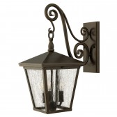 Hinkley HK/TRELLIS2/M Trellis Medium Wall Lantern