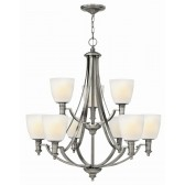 Hinkley Lighting HK/TRUMAN9 Truman 9 - Light Chandelier