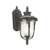 Kichler KL/LUVERNE2/S Luverne Small Wall Lantern