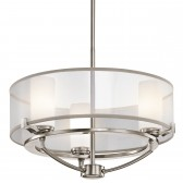 Kichler KL/SALDANA3 Saldana 3-Light Chandelier