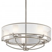 Kichler KL/SALDANA5 Saldana 5-Light Chandelier
