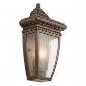 Kichler KL/VENETIAN7/S Venetian Rain Half Wall Lantern