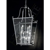 Franklite LA7003/12 Atrio 12 Light Lantern
