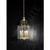 Franklite Montpelier Lantern Light - 6 Light, Polished Brass