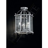 Franklite LA7013/3 Madison 3 light Flushmount Lantern