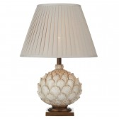 Layer Table Lamp Cream Large complete with Shade