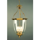 Impex Vigo Lantern Lantern Solid Brass - 5 Light