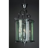 Impex Colchester Lantern Chrome - 5 Light