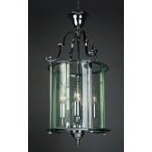 Impex Colchester Lantern Chrome - 5 Light