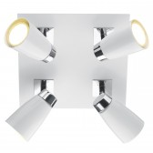 Loft Square Plate Ceiling Light