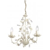 Lullaby Ceiling Light - 3 Light Cream Gold