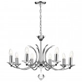 Medusa 8 Light Ceiling Pendant
