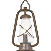 Elstead MINERS PED Miners Pedestal Lantern