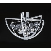 Muni LED Flush Ceiling Light