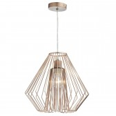 Dar Needle Easy Fit Pendant Copper