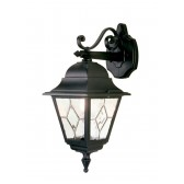 Elstead NR2 BLK Norfolk Down Wall Lantern