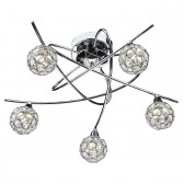 Nucleus 5 Light Flush Polished Chrome