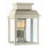 Elstead OLD BAILEY PN Old Bailey Wall Lantern Polished Nickel