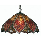 Orsino Tiffany Ceiling Light - Large Pendant