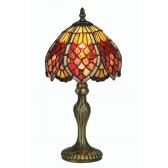 Orsino Tiffany Table Lamp - Small