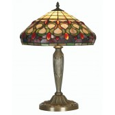 Oberon Tiffany Table Lamp - Large