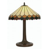 Lysander Tiffany Table Lamp - Large