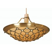 jewel Tiffany Ceiling Light - Uplighter