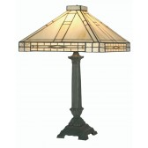 Ophelia Tiffany Table Lamp - Large