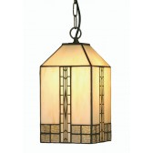 Ophelia Tiffany Ceiling Light - Pendant (Lantern)