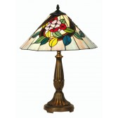 Belle Tiffany Table Lamp - Large