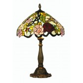 Aspen Tiffany Table Lamp - Large