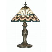 Aster Tiffany Table Lamp - Small
