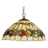 Tiffany Fruit Pendant Light 16