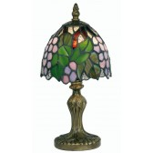 Tiffany Table Lamp - Grapes 6
