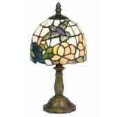 Tiffany Table Lamp - Humming Bird 6