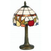 Tiffany Table Lamp - Fruit 8