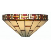 Aremisia Tiffany Wall Light