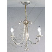Franklite PE7613 Babylon 3 Light Fitting
