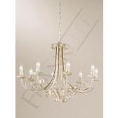 Franklite PE7618 Babylon 8 Light Fitting