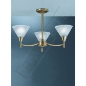 Franklite PE8013 Harmony 3 Light Fitting