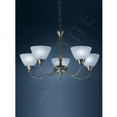 Franklite PE9665/786 Meridian 5 Light Fitting