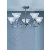 Franklite PE9835 Harmony 5 Light Fitting