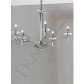 Franklite PE9855 Rhapsody 5 Light Fitting