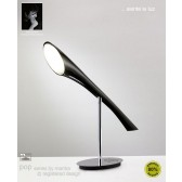 Pop Table 1 Light Black