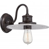 Quoizel QZ/ADMIRAL1 IB Admiral 1 - Light Wall Light Imperial Bronze